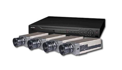 Комплект за видеонаблюдение PSS-2