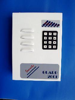 SECURITY GUARD 2001
