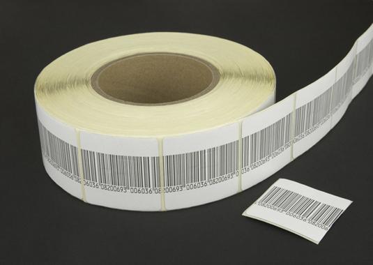 RLS3 хартиен етикет