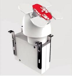 B4536 алармена стойка за iPad и други таблети