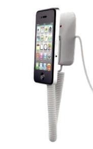 B4133 алармена стойка за смартфони